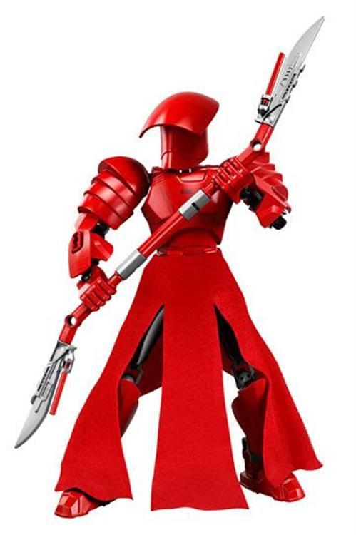 75529 – LEGO STAR WARS EPISODE THE LAST JEDI – ACTION FIGURE – GUARDIA PRETORIANA ELITE 24CM