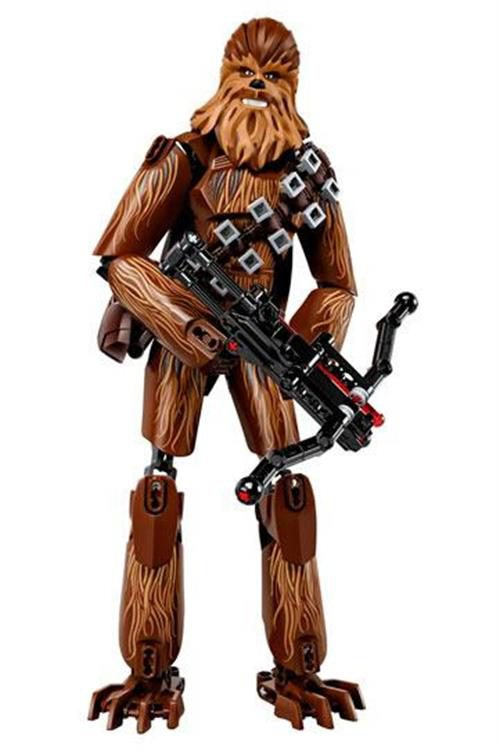 75530 – LEGO STAR WARS EPISODE THE LAST JEDI – ACTION FIGURE – CHEWBACCA 30CM