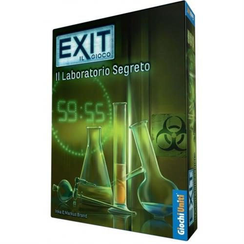 EXIT-IL LABORATORIO SEGRETO