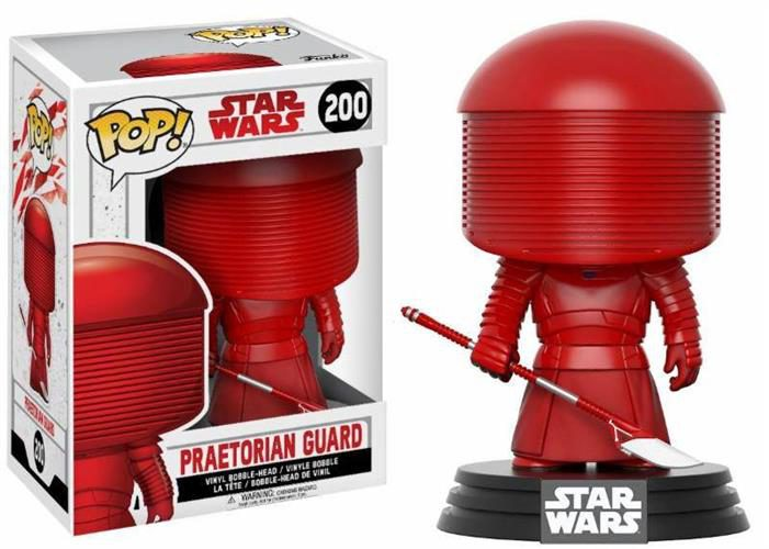 STAR WARS THE LAST JEDI – POP FUNKO VINYL FIGURE 200 PRAETORIAN GUARD