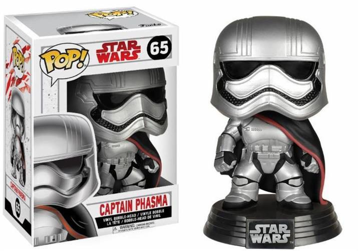 STAR WARS THE LAST JEDI – POP FUNKO VINYL FIGURE 65 CAPTAIN