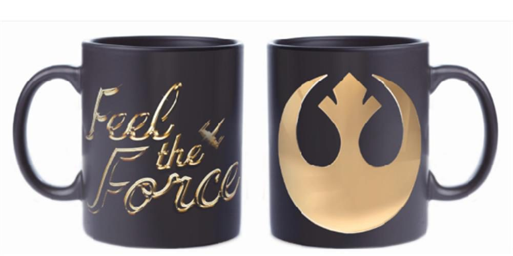 STAR WARS THE LAST JEDI – TAZZA FEEL THE FORCE (REBEL LOGO)