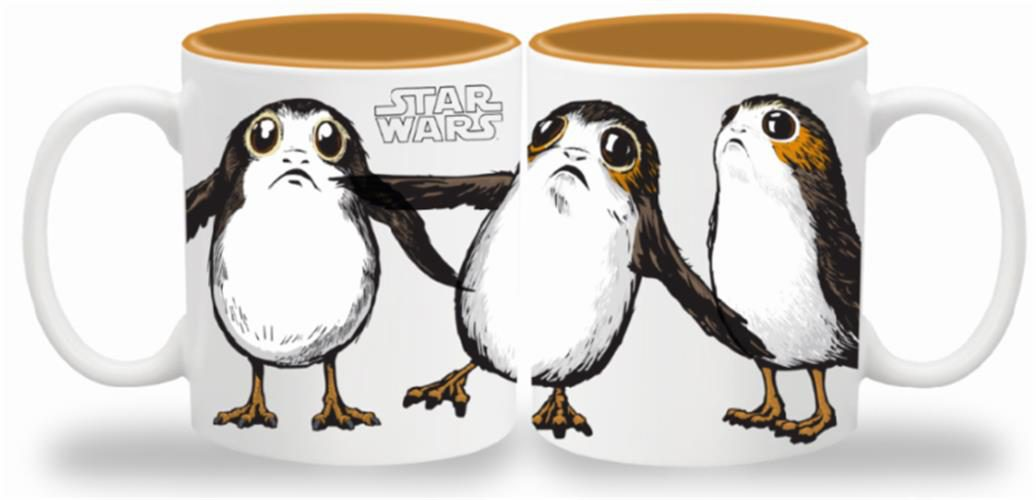 STAR WARS THE LAST JEDI – TAZZA PORG