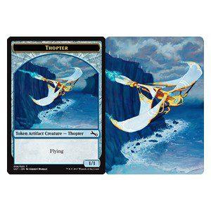 thopter token blue artifact
