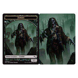 zombie token black