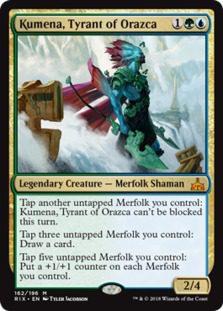 Kumena Tyrant of Orazca