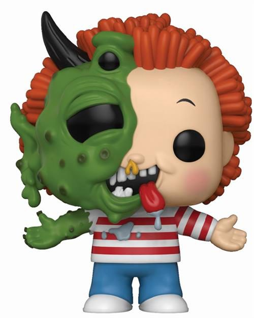 GARBAGE PAIL KIDS – POP FUNKO VINYL FIGURE BEASTLY BOYD 9CM – LONDON TOY FAIR REVEALS 2018