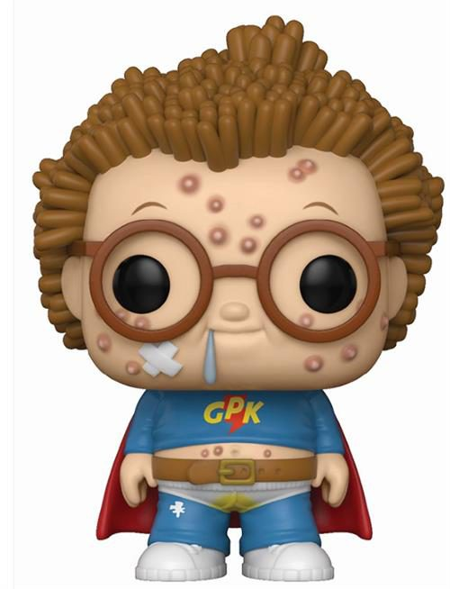 GARBAGE PAIL KIDS – POP FUNKO VINYL FIGURE CLARK CAN'T 9CM – LONDON TOY FAIR REVEALS 2018