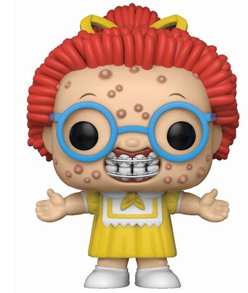 GARBAGE PAIL KIDS – POP FUNKO VINYL FIGURE GHASTLY ASHLEY 9CM – LONDON TOY FAIR REVEALS 2018
