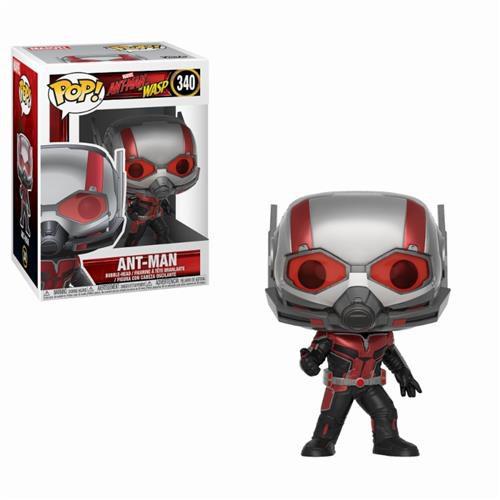 ANT-MAN & THE WASP – POP FUNKO VINYL FIGURE 340 ANT-MAN 9CM