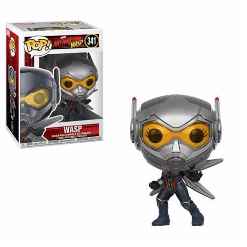 ANT-MAN & THE WASP – POP FUNKO VINYL FIGURE 341 WASP 9CM