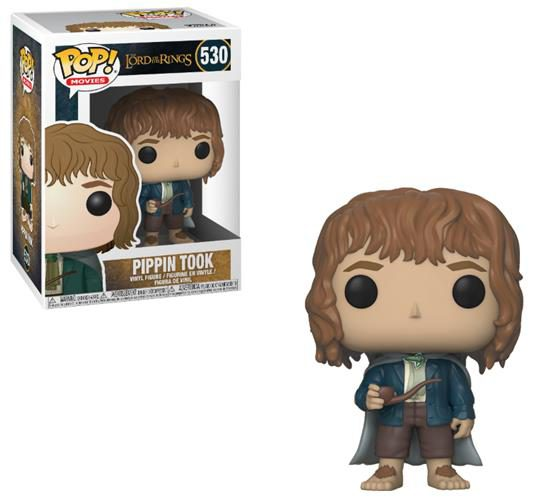 THE LORD OF THE RINGS – POP FUNKO VINYL FIGURE 530 PIPPIN TOOK 9CM