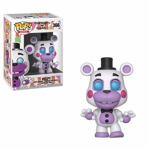 FIVE NIGHTS AT FREDDY'S PIZZA SIMULATOR – POP FUNKO VINYL FIGURE 365 ORVILLE ELEPHANT 9CM