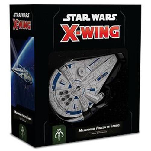 STAR WARS X-WING 2.0 – MILLENNIUM FALCON DI LANDO