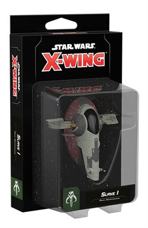 STAR WARS X-WING 2.0 – SLAVE 1