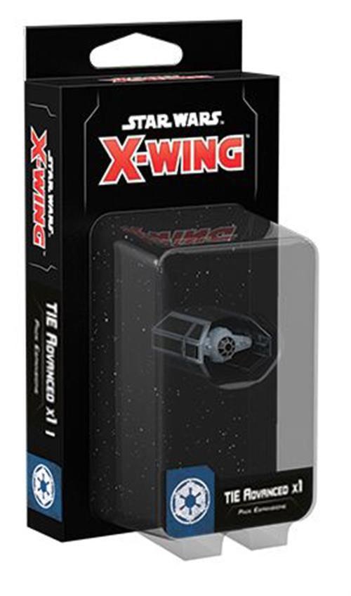 STAR WARS X-WING 2.0 – TIE ADVANCED X1